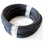 5 / 32 X 100 FT, 1X19  Black Galvanized Aircraft Cable