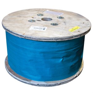 5 / 32 X 5000 FT, 7X19  Galvanized Aircraft Cable, Left Hand Lay