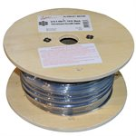 3 / 16 X 500 FT, 7X19  Black Galvanized Aircraft Cable