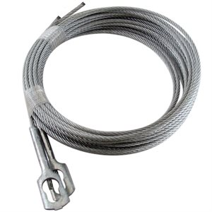 3 / 32 X 144 7X7 GAC Garage Door Extension Cables with CC-1 Clip