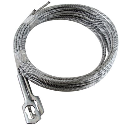 1 / 8 X 144 7X7 GAC Garage Door Extension Cables with CC-1 Clip