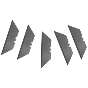 Utility Knife Blades (5 Per Pack)