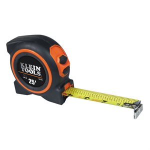 Tape Measure 25' (7.62mm) Magnetic Single Hook