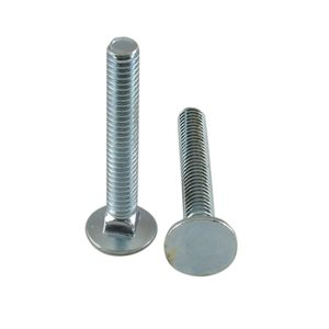 1 / 4-20 X 1-7-8 Flat Head Carriage Bolt X 1000 Pcs