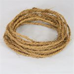 1 Bundle Equals 100 Strings , 20-1 / 2 Ft Long, Coir Twine