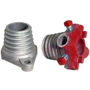 1-3 / 4 Universal Spring Fitting Set - Red