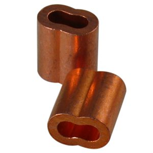 1 / 8 X 1000 Pcs Copper Sleeves (04)