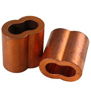 5 / 16 Copper Sleeves (10)