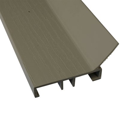 "#258 18 FT Sandstone 2-5 / 8"" Rigid Vinyl w / Top Flap X 14 Pcs"