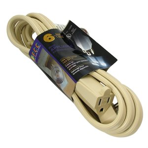 14-3 X 6 FT UL Extension Cord