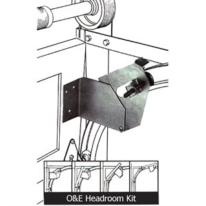 O & E Low Headroom Kit