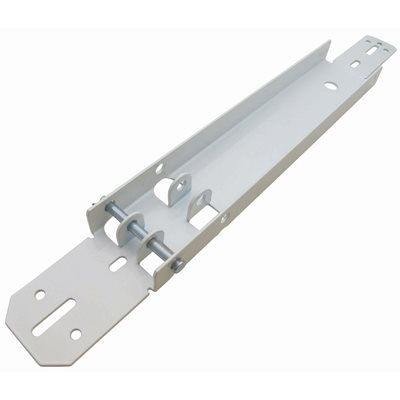 21  Operator Hookup Bracket, White Powder Coated X 12 Pcs