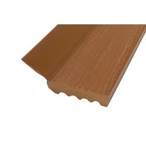 Walnut (P615-RSR) Uniflex 7 Ft X 15 Pcs