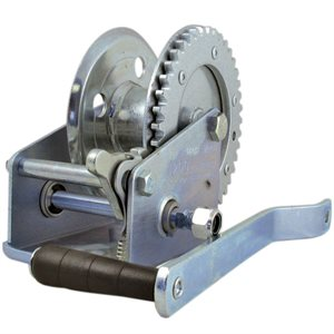 "1200  LB Ratchet Winch with 2"" Hub"