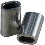 1 / 16 Type 316  Stainless Steel Sleeves