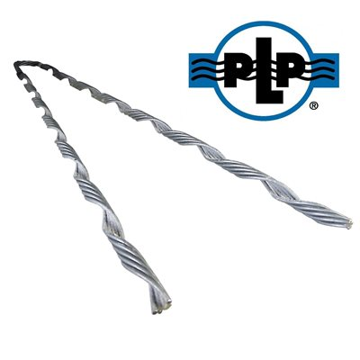 1 / 2 Galvanized PLP Big Grip Dead Ends (Blue)