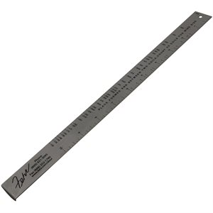 Ruler Type Spring Gauge with Fehr Logo
