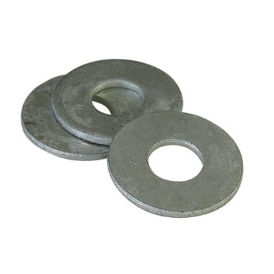 1 2 Hot Galvanized Round Washer