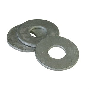 1 / 2  Hot Galvanized Round Washer